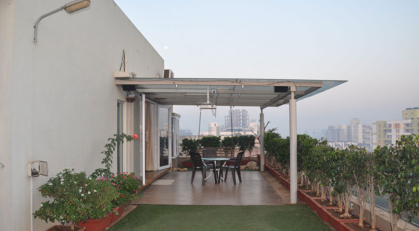 Chandralok Residential Apartment