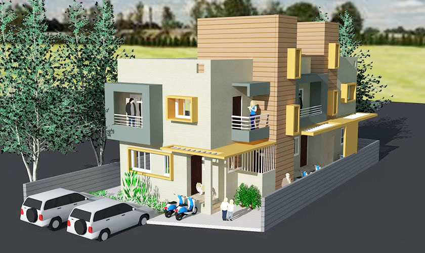 Row House in Peth Vadgaon Kolhapur