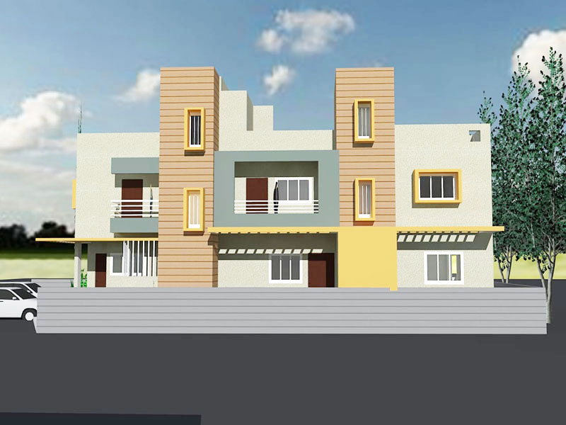 Row House in Peth-Vadgaon Kolhapur